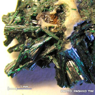 фотография минерала Малахит