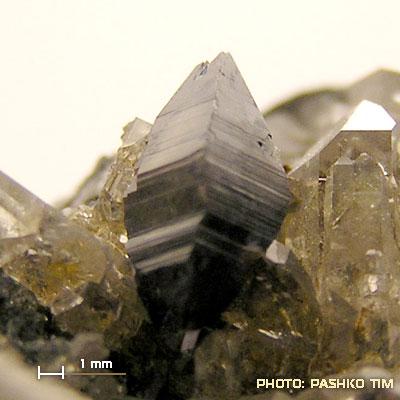 фотография минерала Анатаз