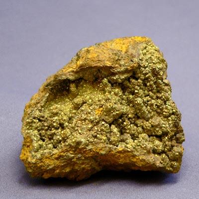 фотография минерала Сидерит