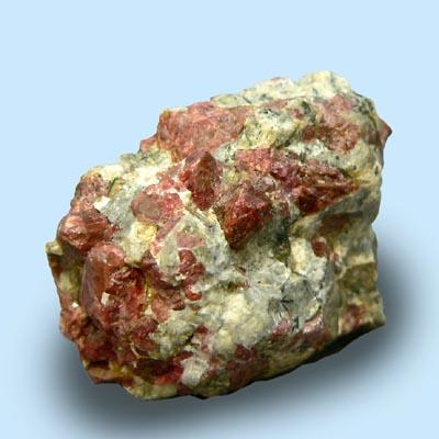 фотография минерала Эвдиалит