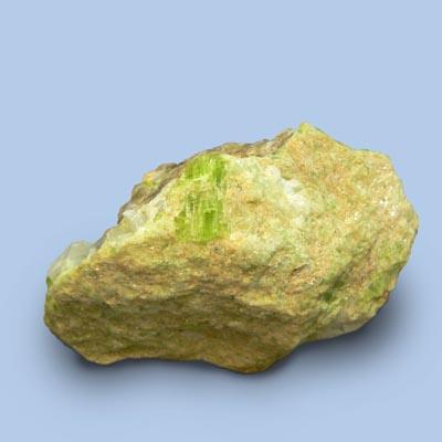 фотография минерала Смарагдит