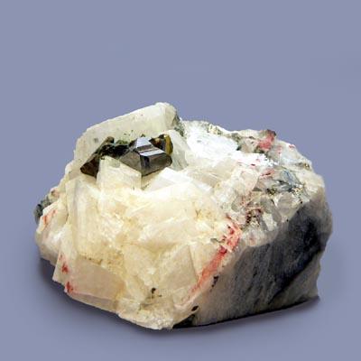 фотография минерала Карроллит
