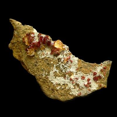 фотография минерала Ванадинит
