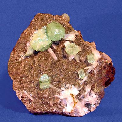 фотография минерала Апофиллит