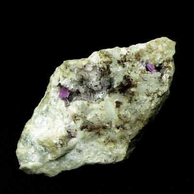 фотография минерала Розелит