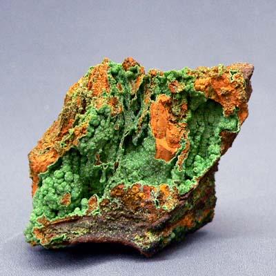 фотография минерала Конихальцит