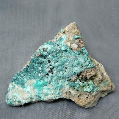 фотография минерала Аурихальцит