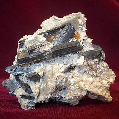 фотография минерала Эгирин