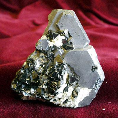 фотография минерала Галенит