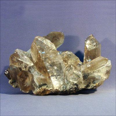 фотография минерала Раухтопаз