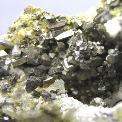 фотография минерала Арсенопирит