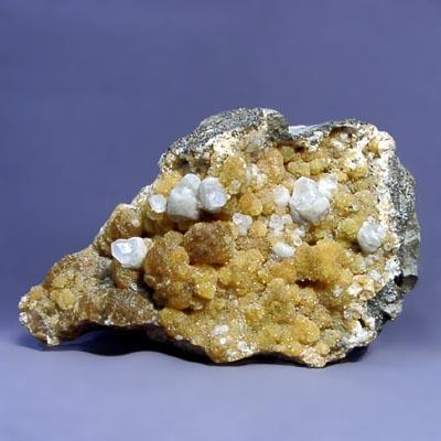 фотография минерала Шабазит