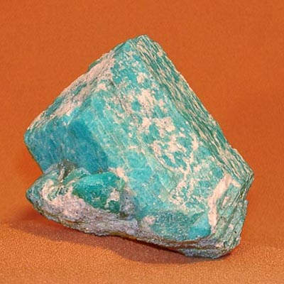 фотография минерала Амазонит