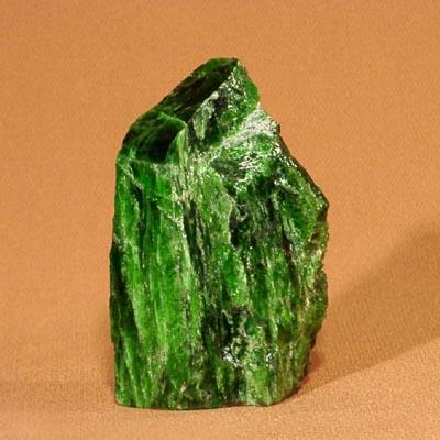 фотография минерала Хромдиопсид