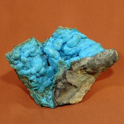 фотография минерала Хризоколла