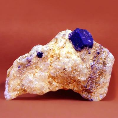 фотография минерала Лазурит