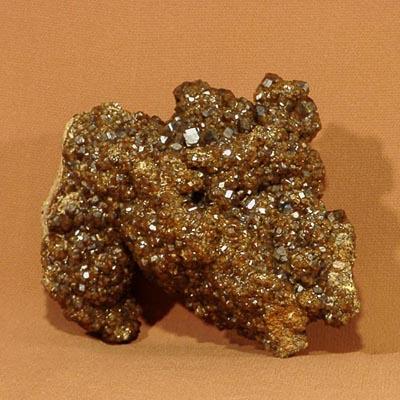 фотография минерала Андрадит