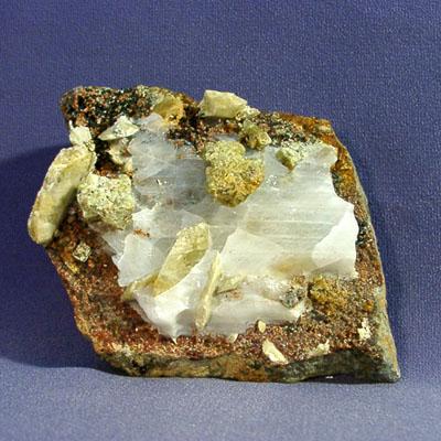 фотография минерала Сфен