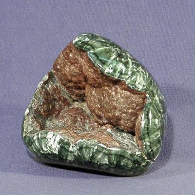 фотография минерала Клинохлор
