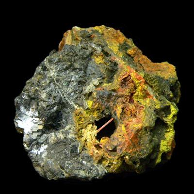 фотография минерала Вокеленит