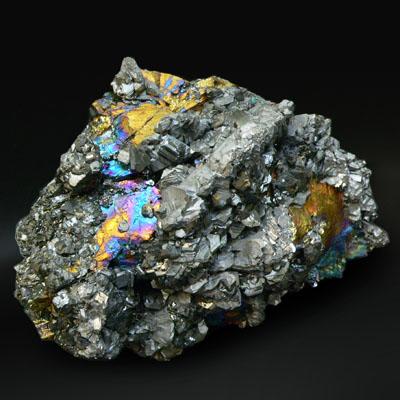 фотография минерала Халькопирит