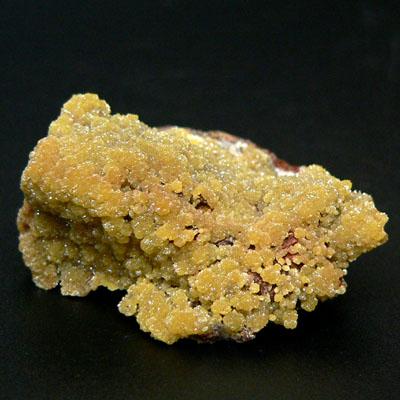фотография минерала Миметезит