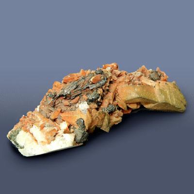 фотография минерала Бетехтинит