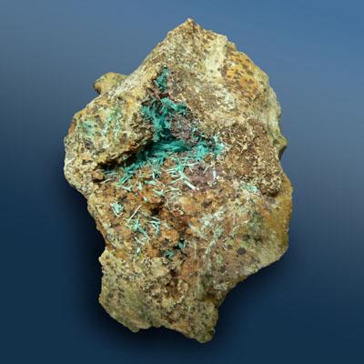 фотография минерала Ликасит
