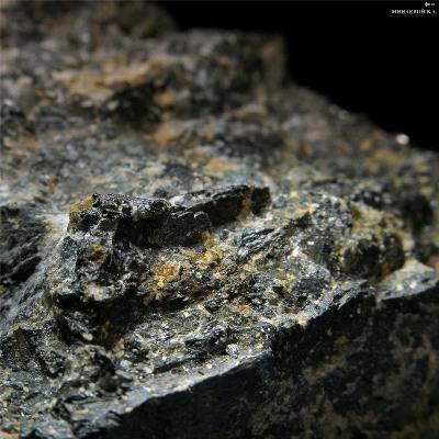фотография минерала Роговая Обманка