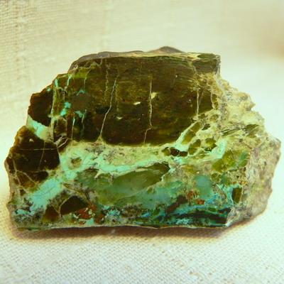 фотография минерала Макгиннессит