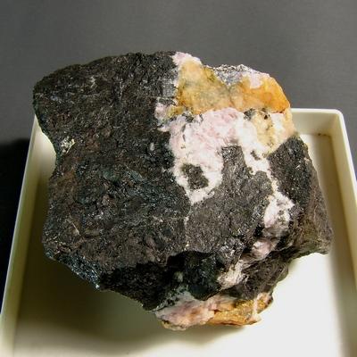 фотография минерала Алабандин