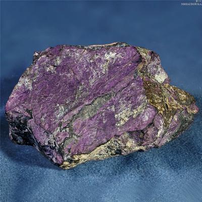 фотография минерала Пурпурит