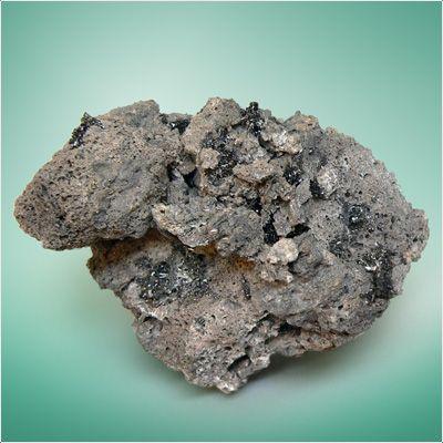 фотография минерала Тенорит