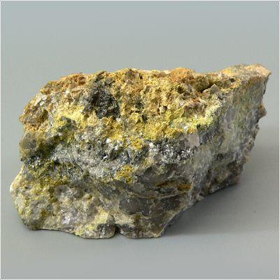 фотография минерала Ферримолибдит