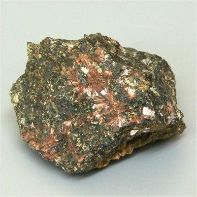 фотография минерала Клиноптилолит-Ca