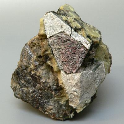 фотография минерала Пектолит