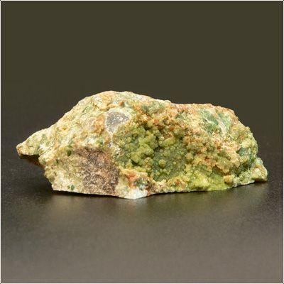 фотография минерала Пимелит