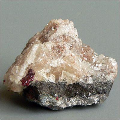 фотография минерала Мышьяк самородный