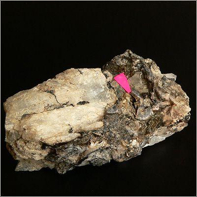 фотография минерала Органоваит-Mn
