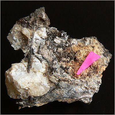 фотография минерала Эпидидимит