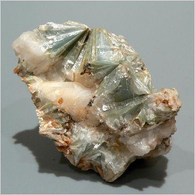 фотография минерала Пирофиллит