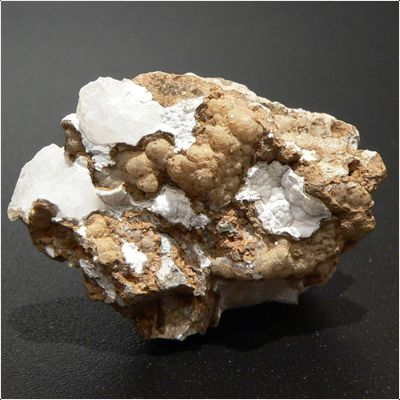 фотография минерала Морденит