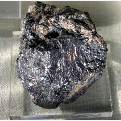 фотография минерала Гессит