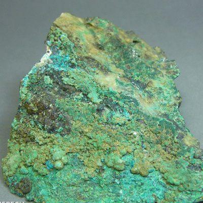 фотография минерала Псевдомалахит