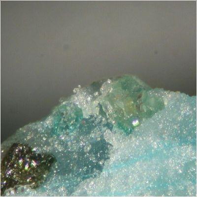 фотография минерала Оданиелит