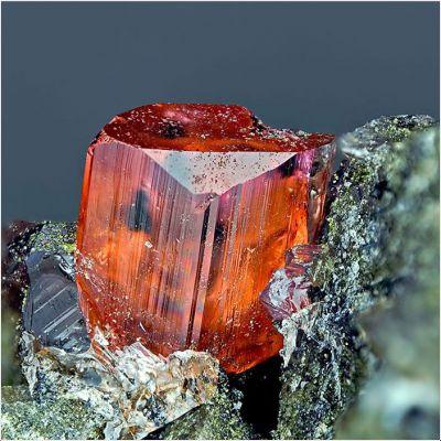фотография минерала Фосфосидерит