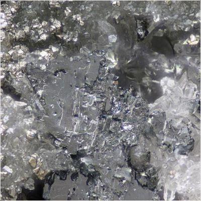 фотография минерала Арамайоит