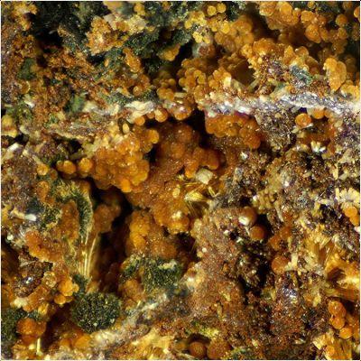 фотография минерала Диадохит