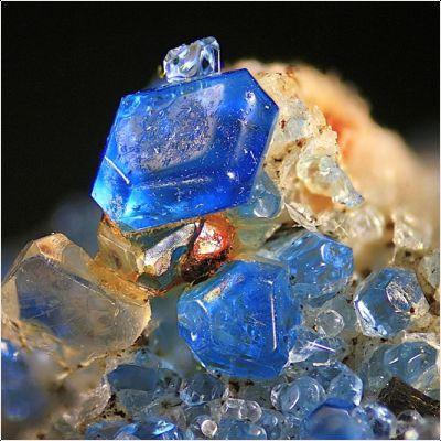 фотография минерала Гаюин