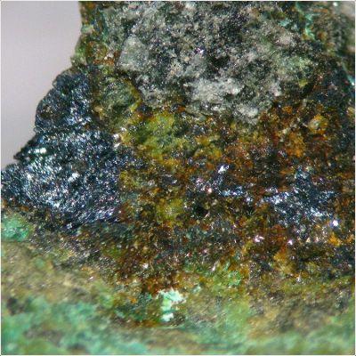фотография минерала Анилит
